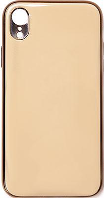 Фото - Чеxол (клип-кейс) Eva для Apple IPhone XR - Бежевый (7190/XR-BG) чеxол клип кейс eva для apple iphone xr чёрный 7279 xr b