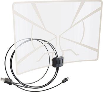 Фото - ТВ антенна РЭМО BAS-5324-USB антенна рэмо bas 1118 usb