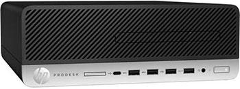 Компьютер HP ProDesk 600 (7AC42EA) черный