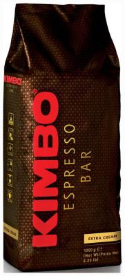 Кофе зерновой KIMBO Extra Cream (1kg) кофе молотый kimbo espresso napoletano 250 гр в у
