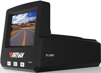 Автомобильный видеорегистратор Artway MD-101 камера цифровая levenhuk m035 base