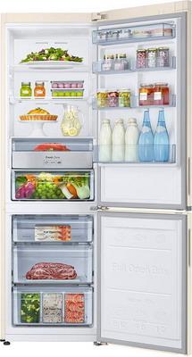 Двухкамерный холодильник Samsung RB 34 K 6220 EF/WT цена 2017