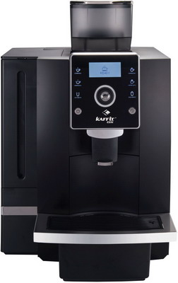 Кофемашина автоматическая Kaffit.com K 2601 L Pro plus (black 6l) l k neff the sea bell
