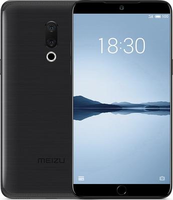 Смартфон Meizu 15 4/64Gb черный телефон meizu pro 5 64gb серебристо черный