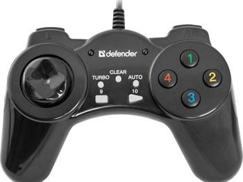 Геймпад Defender Vortex USB 64249 геймпад nintendo switch pro controller