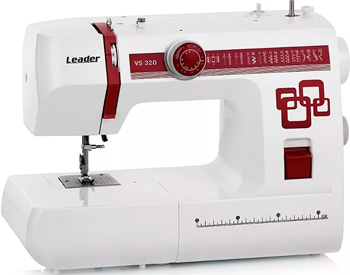 Швейная машина Leader VS 320 4007521870019 швейная машина leader vs 318 4640005570144