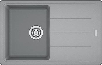 Кухонная мойка FRANKE BFG 611 3 5'' ст-вент серый