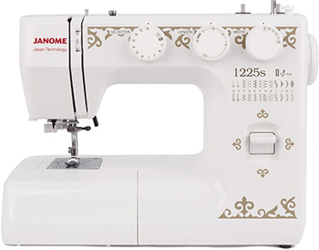 Швейная машина Janome 1225 s цена