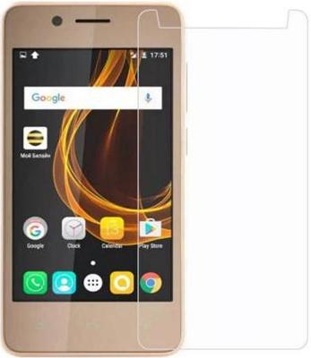 Защитный экран Red Line Micromax Q402/Q402 Plus 4'' tempered glass мобильный тел��фон micromax x2401 черный 2 4 200 мб