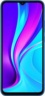 Смартфон Xiaomi Redmi 9C NFC RU 2/32 Twilight Blue смартфон vertex impress luck nfc lte blue