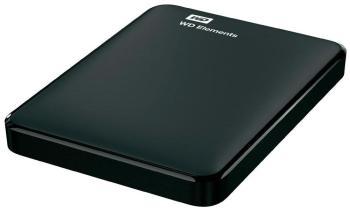 Внешний жесткий диск (HDD) Western Digital Original USB 3.0 500 Gb WDBUZG 5000 ABK-EESN Elements 2.5 черный 500 5000 500