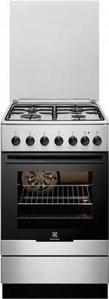 Комбинированная плита Electrolux EKK 951301 X комбинированная плита electrolux ekk951301w белый