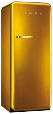 Однокамерный холодильник Smeg FAB 28 RDG smeg fab 28 lv