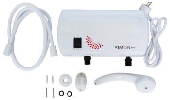 Водонагреватель проточный Atmor Basic 3 5 кВт душ цена и фото