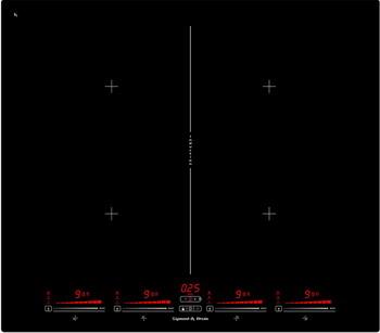 Встраиваемая электрическая варочная панель Zigmund & Shtain CIS 321.60 BX индукционная варочная панель zigmund shtain cis 331 60 bx