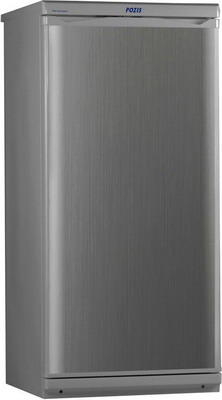 Однокамерный холодильник Позис СВИЯГА 404-1 серебристый металлопласт цена и фото