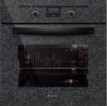 Встраиваемый электрический духовой шкаф GEFEST ЭДВ ДА 622-02 К43 встраиваемый электрический духовой шкаф gefest эдв да 622 02 к59