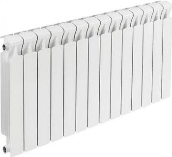 цена на Водяной радиатор отопления RIFAR Monolit 350 х 14 сек