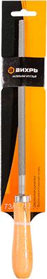 Напильник Вихрь 73/6/4/4 напильник вихрь 73 6 4 2 200 мм полукруглый деревянная рукоятка
