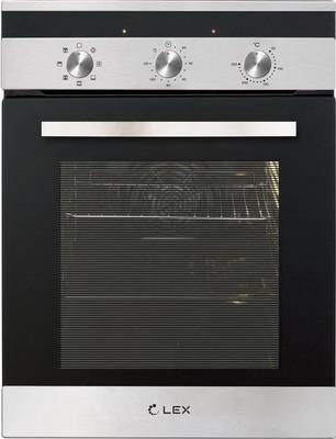Фото - Встраиваемый электрический духовой шкаф Lex EDM 4570 IX духовой шкаф lex edm 4570 ix нержавеющая сталь