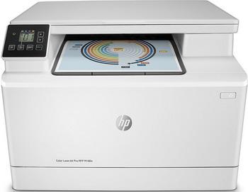 Фото - МФУ HP LaserJet Pro M 180 n (T6B 70 A) тетрадь 60л а4 клетка m rker гномы прошитая обложка m 880460