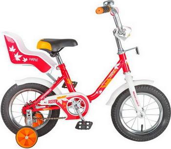 Велосипед Novatrack 12 UL красный 124 MAPLE.RD7