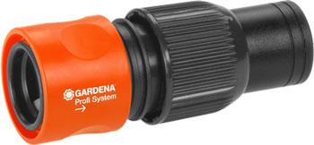 Коннектор Gardena «Профи» 2817-20 адаптер gardena профи 3 4 02821 20 000 00