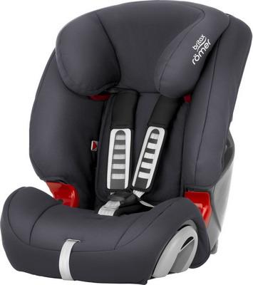 Автокресло Britax Roemer Evolva 123 Storm Grey Trendline 2000030286 цена