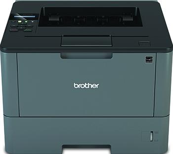 Принтер Brother HL-L 5200 DW Grey