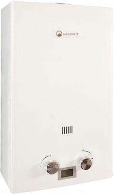 Газовый водонагреватель WERT 12 E WHITE