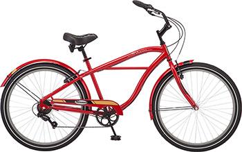 Велосипед Schwinn Miramar S 5054 INT 26 красный платье lemonada р s int