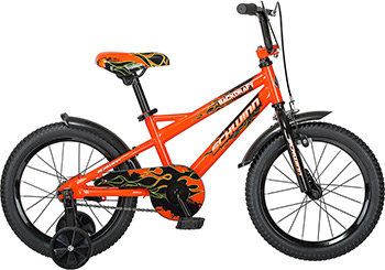 Велосипед Schwinn Backdraft S 0656 RU 16 оранжевый