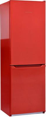 Фото - Двухкамерный холодильник NordFrost NRB 139 832 красный двухкамерный холодильник hitachi r vg 472 pu3 gbw