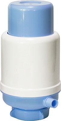 Ручная помпа Aqua Work DOLPHIN ЕСО голубая цена и фото
