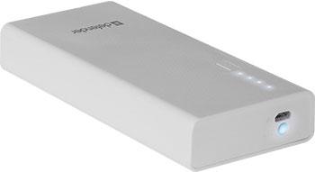 Внешний аккумулятор Defender Lavita 10000 E 3 USB 83647 цена и фото