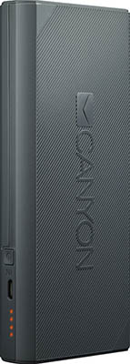 Фото - Аккумулятор портативный Canyon CNE-CPBF 100 DG Серый аккумулятор