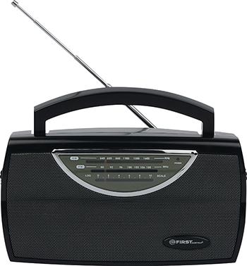 лучшая цена Радиоприемник First FA-1904-BA