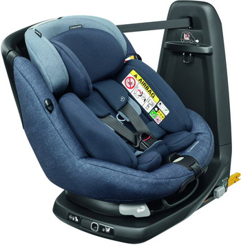 Автокресло Maxi-Cosi Axiss Fix Plus Nomad Blue (45 см-105 см) 8025243110 автокресло детское maxi cosi cabrio fix robin red 61708990