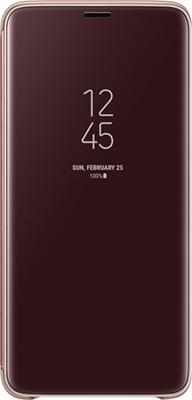 Чехол (флип-кейс) Samsung S9+ (G 965) ClearView Standing gold EF-ZG 965 CFEGRU цена и фото