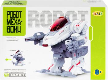 Конструктор OCIE Робот меха-воин (OTC 0874384) робот воин черный hap p kid
