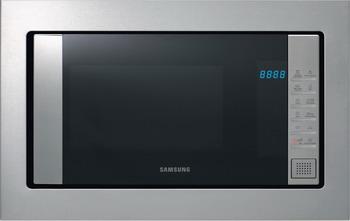 Встраиваемая микроволновая печь СВЧ Samsung FG 77 SUT/BW микроволновая печь samsung ms23h3115qr bw