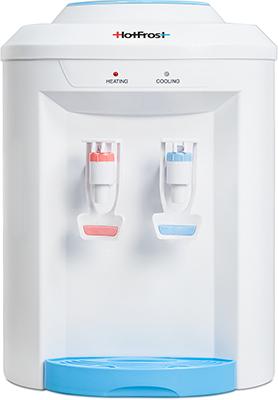 Кулер для воды HotFrost D 75 E белый hotfrost d 120 f