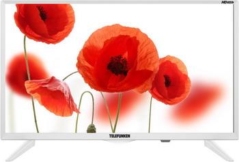 цена на LED телевизор Telefunken TF-LED 24 S 75 T2 белый