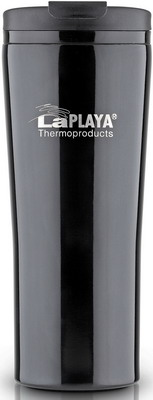 Термокружка LaPlaya Vacuum Travel Mug 0 4 L Black 560057