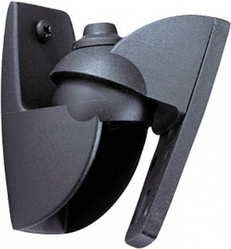 Фото - Настенный кронштейн Vogel`s VLB500 для Hi-Fi колонок (2шт) соединитель д плинтуса wimar 58мм дуб черненый 2шт