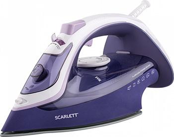 Утюг Scarlett SC-SI30K37 фиолетовый массажер scarlett sc ca301f02 фиолетовый белый