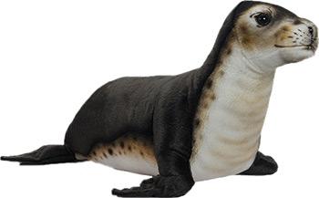 Мягкая игрушка Hansa Creation 6791 Тюлень-монах 65 см