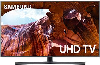 лучшая цена 4K (UHD) телевизор Samsung UE-65RU7400UXRU