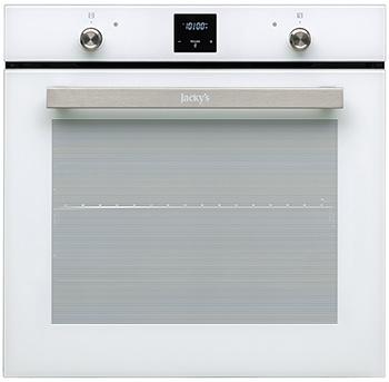 Встраиваемый электрический духовой шкаф Jacky`s JO EW7538 белый