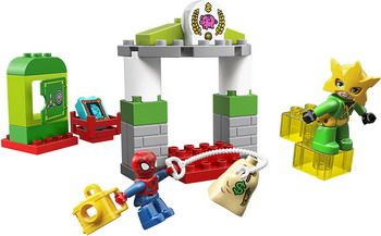 Конструктор Lego Человек-Паук против Электро 10893